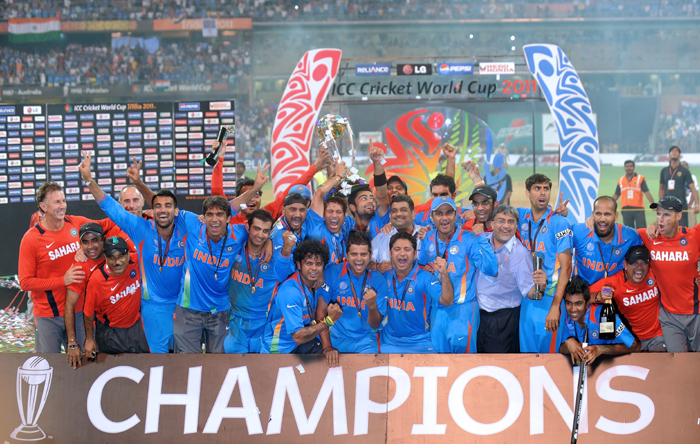 world cup 2011 champions photos. INDIA – The world cup winners