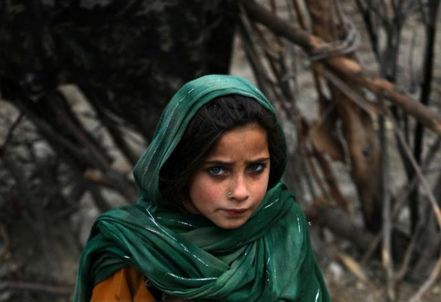Safi Pashtun girl