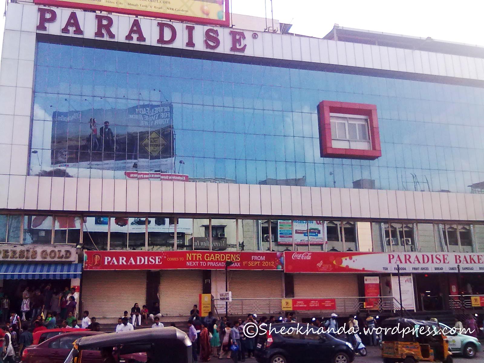 Paradise Road Restaurant Colombo